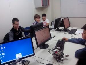 clases extraescolares de robotica