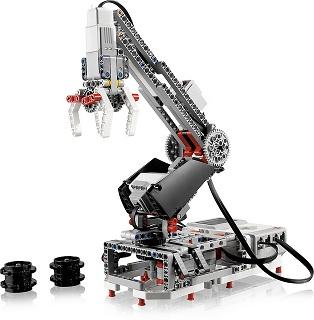 clase extraescolar de robótica