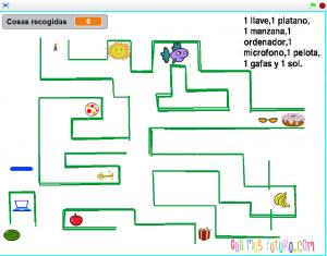 Clases extraescolares de programación de Scratch