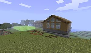Casa Minecraft.