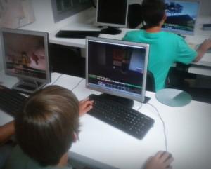Campamento de Minecraft con McEdit ConMasFuturo