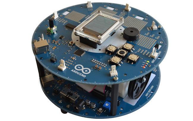 arduino-robot conmasfuturo