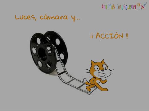 Programación de una animación 2D con Scratch.