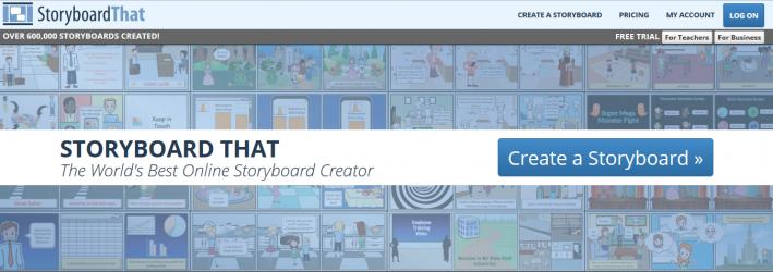Programación de una animación con Scratch, creación de un Storyboard.