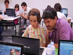 taller de programación para padres