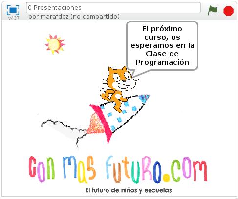 Open Class de programación de Conmasfuturo.com