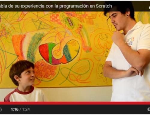 Clases de Programación en el Colegio Santa María La Blanca Junio 2015