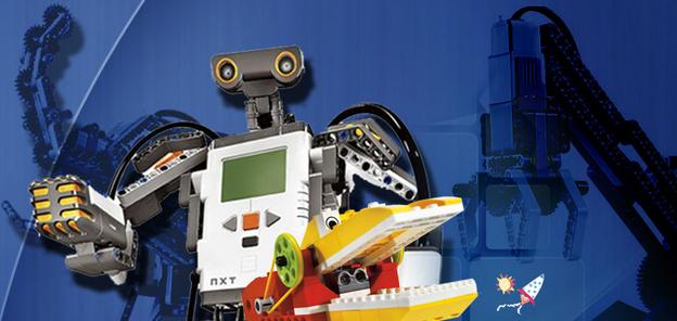 Lego Mindstorms y Ollo.
