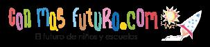 ConMasFuturo Tecnología y competencias del siglo XXI para niños Logo