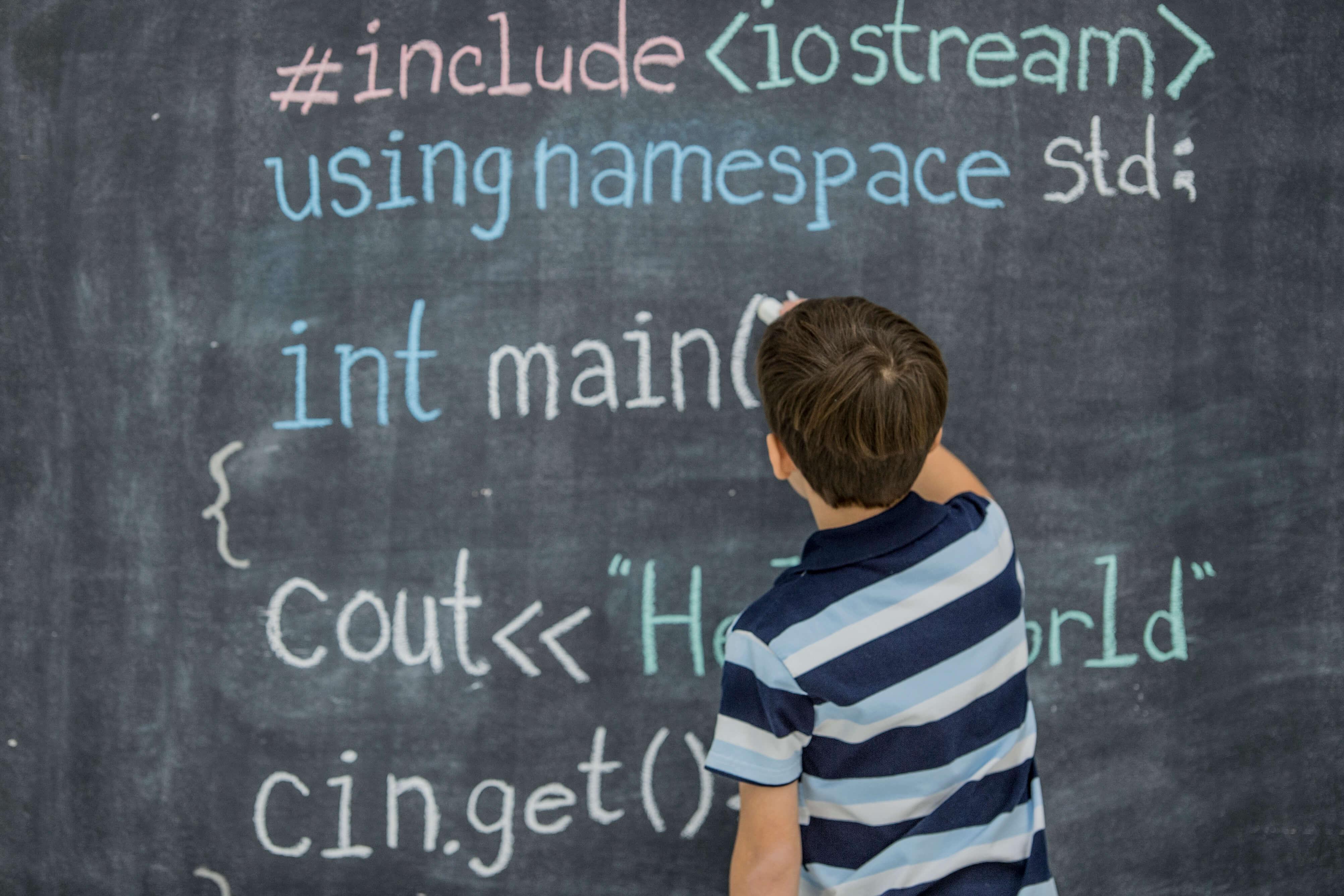 La importancia de que los niños aprendan a programar