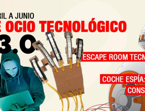 TALLERES DE OCIO TECNOLÓGICO GEEK 3.0 DE LA COMUNIDAD DE MADRID