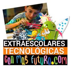 EXTRAESCOLARES TECNOLÓGICAS CONMASFUTURO.COM