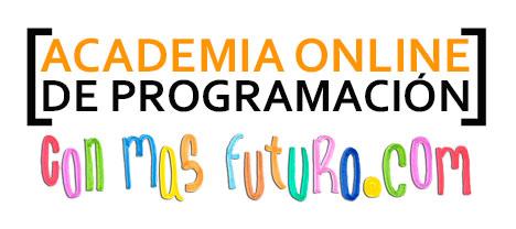 ACADEMIA ONLINE DE PROGRAMACIÓN CONMASFUTURO.COM