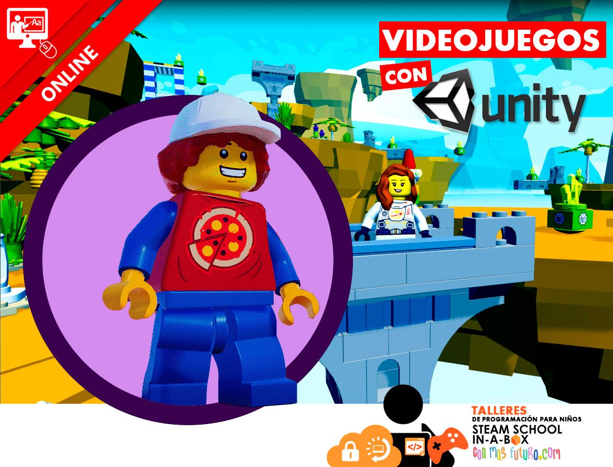 VIDEOJUEGOS CON UNITY 3D