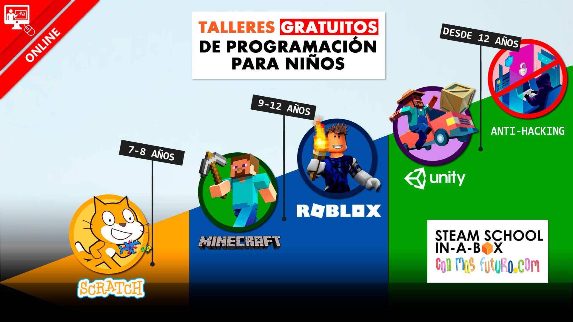 Catálogo Talleres Gratuitos